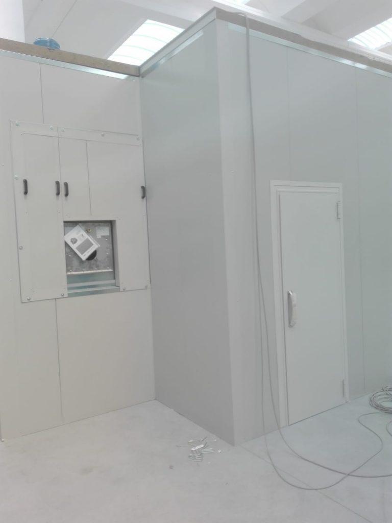 Impianti di verniciatura-Varnishtech cspl