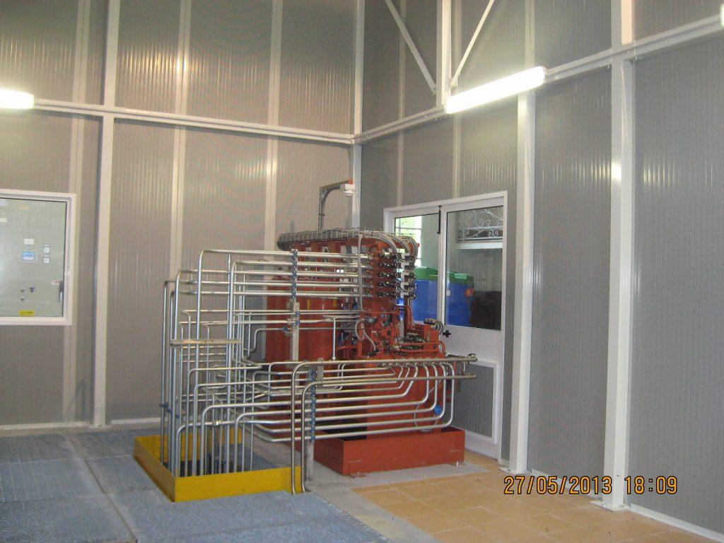 Insonorizzazioni-Hidro energia