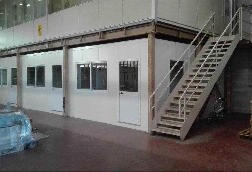 Uffici-laboratori-pareti-Fb industrial